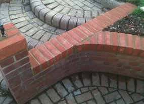 New laid bricks - Maintenance matters