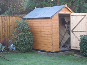 shed-building